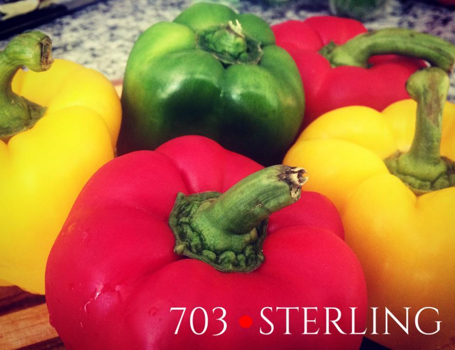 HEALTHY EGG WHITE OMELET | 703 STERLING
